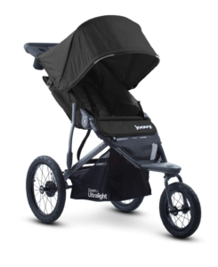 Joovy Zoom 360 Ultralight Jogging Stroller, Large Canopy, Lightweight Jogger