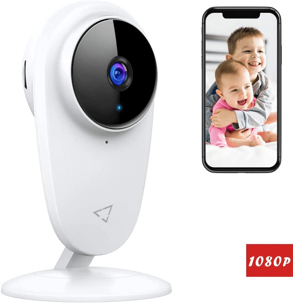 Victure 1080P FHD Baby Monitor Pet Camera 2.4G