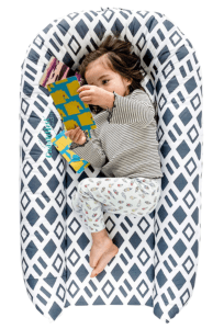 CuddleNest Mighty by LoLu Made Toddler Nest