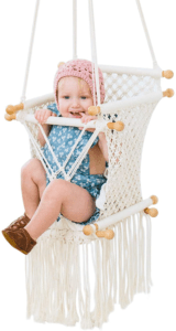 Funny supply Hanging Swing Seat Hammock Chair for Infant to Toddler