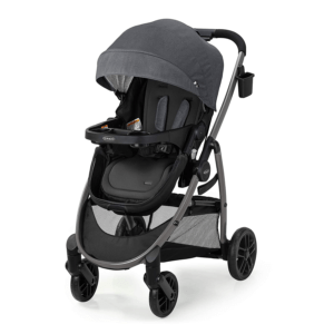 Graco Modes Pramette Stroller Baby Stroller with True Bassinet Mode